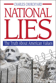 front cover image of National Lies